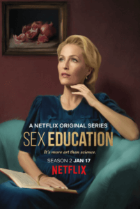 Sex Education, Season 2 Poster - On Location Wi-Fi